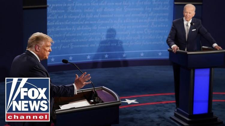 Night of chaos marks the first debate between Trump & Biden